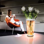 Lumiware LED Vase Table Lamp by Philips