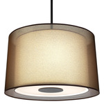 Saturnia Suspension - Deep Patina Bronze /