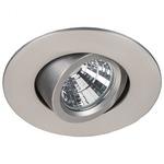 Oculux 2IN RD Adjustable Downlight / Housing - Brushed Nickel