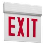 Navilite Chicago Code LED Exit Sign Battery Backup - White / Red