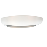 P565 ADA Wall Sconce - Chrome / Etched Opal