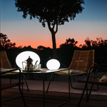 Flatball Indoor/Outdoor Ball Light -  / White