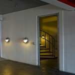 Skot Shielded Wall / Ceiling Light by Louis Poulsen