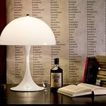Panthella Table Lamp - White /