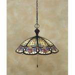Tiffany 1618 Pendant - Vintage Bronze / Art Nouveau