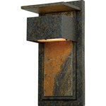 Zephyr 8418 Outdoor Wall Light - Muted Bronze