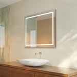 Unity Lighted Mirror - Mirror / Frosted
