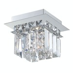 Crown Ceiling Flush Mount