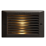 Outdoor Deck / Step Light - Bronze / Clear