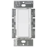 Diva 8A 3-Wire LED / Fluorescent Ballast Dimmer - Gloss White