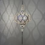 Grace Moorish Pendant - Silver