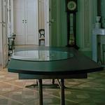 Waxing Gibbous Table Mirror - Mirror