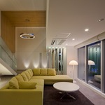 Panthella Floor Lamp -