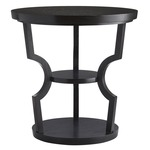 Kal Side Table - Ebony