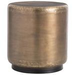Hightower Table - Antique Brass