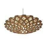 Flax Pendant - Bamboo / Natural / Natural