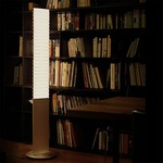 Piano Floor Lamp by SquareWalnut