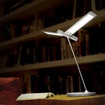 Seagull table lamp by Square Walnut