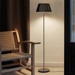 Penta Floor Lamp - Antique Brass / Polished Brass