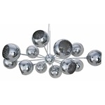 Sylvie Suspension - Anodized Aluminum /