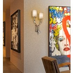 Roxy Left Wall Sconce -  /
