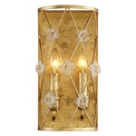Victoria Park Wall Light - Elara Gold