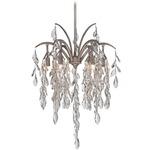 Bella Flora Pendant - Silver Mist