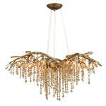 Autumn Twilight Chandelier