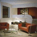 Naomi Terra Floor Lamp -  /