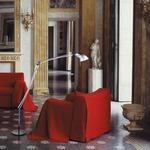 Naomi Terra Floor Lamp by Lightology Collecti