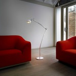 Naomi Terra Floor Lamp by Lightology Collecti