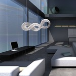 Mini Voyage Suspension by Swarovski Crystal P