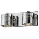 Sempter Bathroom Vanity Light - Chrome