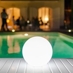 Pearl Bluetooth LED Outdoor/Indoor Lamp -  / White