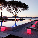 Cube LED Outdoor/Indoor Lamp