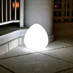 Rock Pool Lamp -  / White
