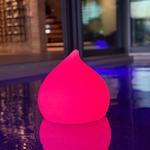 Dew LED Outdoor/Indoor Lamp - White /