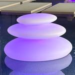 Zen Bluetooth LED Outdoor/Indoor Lamp - White /