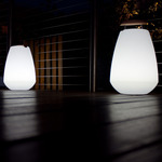 Vessel Bluetooth LED Outdoor/Indoor Lamp - White /