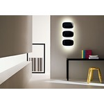 Tivu Grande Wall/Ceiling Mount by Foscarini