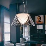 Romeo Louis II S2 Suspension by Flos Lighting