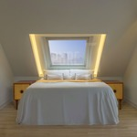 Verge Corner 12W RGBW RGB/White Plaster-In System - Aluminum