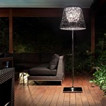 KTribe F3 Outdoor Floor Lamp -
