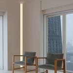 Verge Corner 10W Plaster-In System - Aluminum