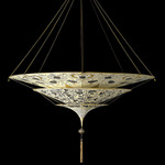 Scheherazade 3 Tier Floral Suspension