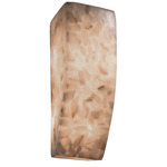 Alabaster Rocks Rectangle Wall Light -  / Alabaster Rocks