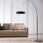 Miris P-2718 Floor Lamp Telescoping Arm