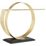 Nasher Sculpture - Gold Leaf