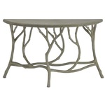 Hidcote Console Table - Faux Bois Natural