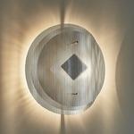 Solar Wall Light - Stainless Steel